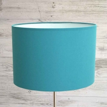 Peacock Table Lamp Shade
